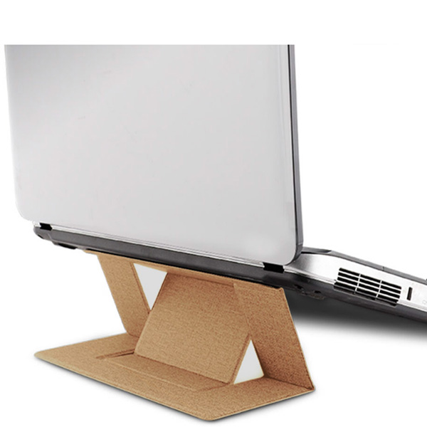 Invisible Laptop Stand Portable Laptop Thermal Stealth Monitor Bracket Multi-angle Foldable Pad Height