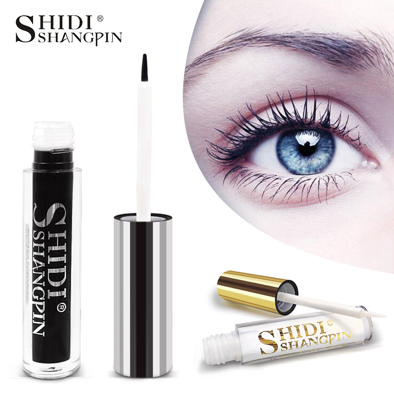 Sale 1PC 5ML Black Eyelash Glue Popular Makeup Tools Lash Professional Cosmetic