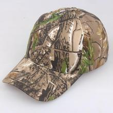 Unisex Baseball Cap Camouflage Jungle Women Men Sun Block