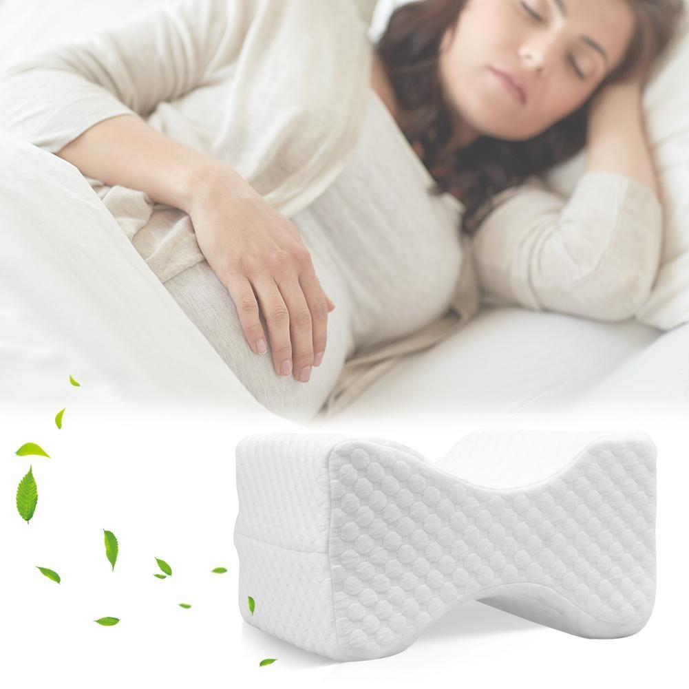Memory Foam Knee Pillow Slimming Legs Pregnancy Body Pain Relief Support Between Side Sleepers Leg Pad Cushion Healthy Tools