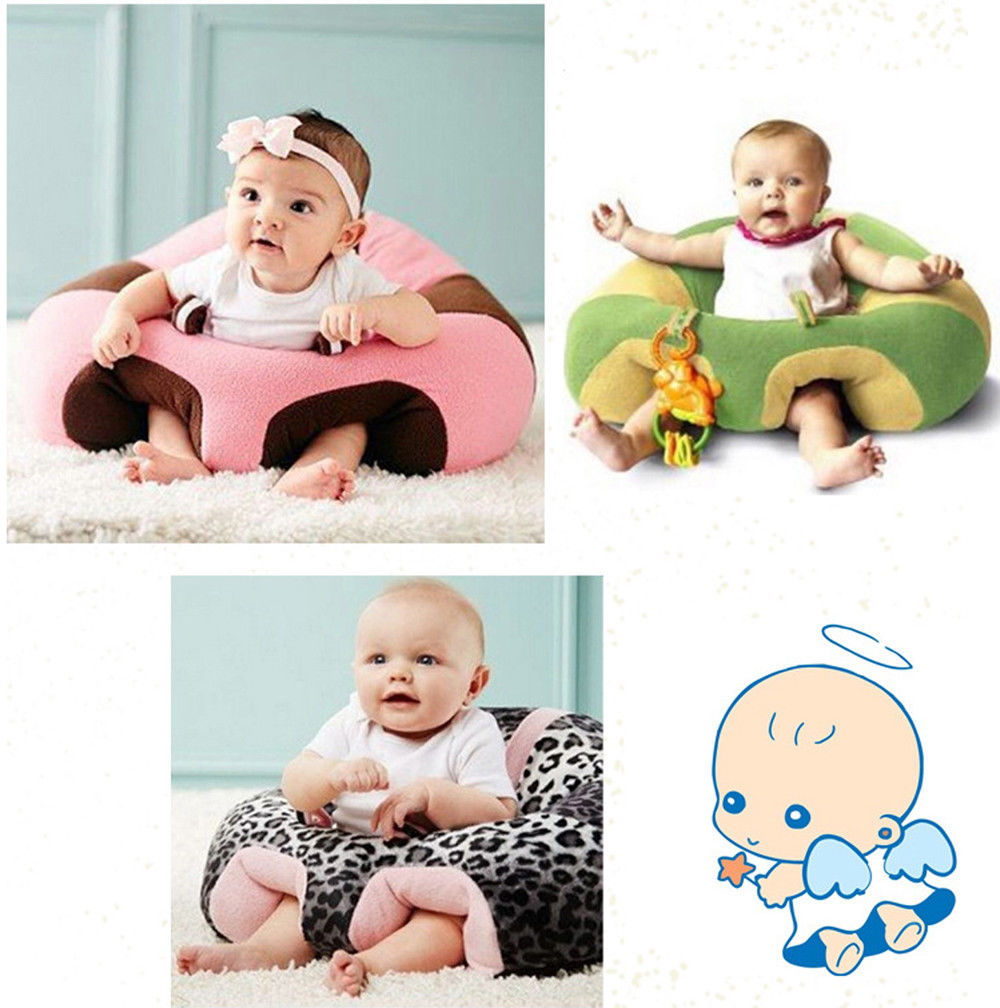 babies sit up chair office mat 36 x newborn kids baby boys girls auxiliary seats support seat soft cushion sofa plush pillow bean bag child
