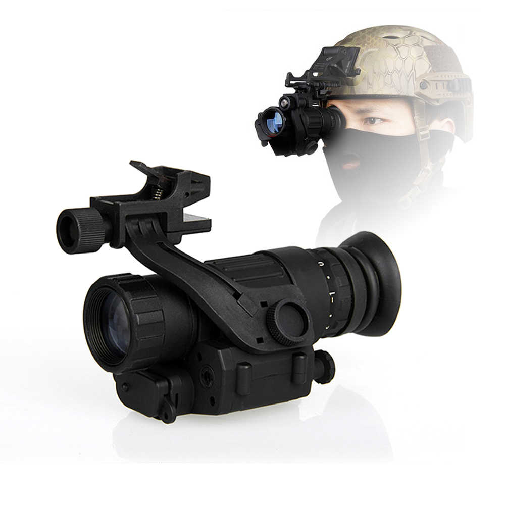 Night Vision Outdoor Hunting Scopes Outdoor Compact Hunting Digital Optics Sight Tactical Monocular Scope for Hunting Camping