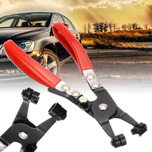High Quality Vehicle Car Water Hose Clamp Pliers Clip Repair Removal Tools Throat Bundle Clamp Tube Pipe Pliers with Handle все цены