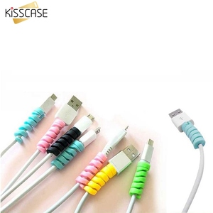 KISSCASE Spiral Tube Cable Pro