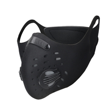 Men womens hip-hop metal rivet punk leather masks club party Rock roll breathable