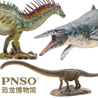 2019 Pnso Jurassic Dinosaurs Aeum Science And Art Model Mamenchisaurus Mosasaurus amargasaurus 1:35