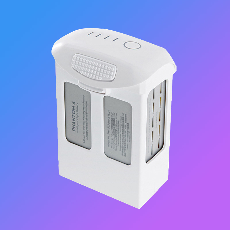 Original Phantom 4 Intelligent Battery Accessories for DJI Phantom 4 Advance Pro 15 2V 5350mAh Batteries