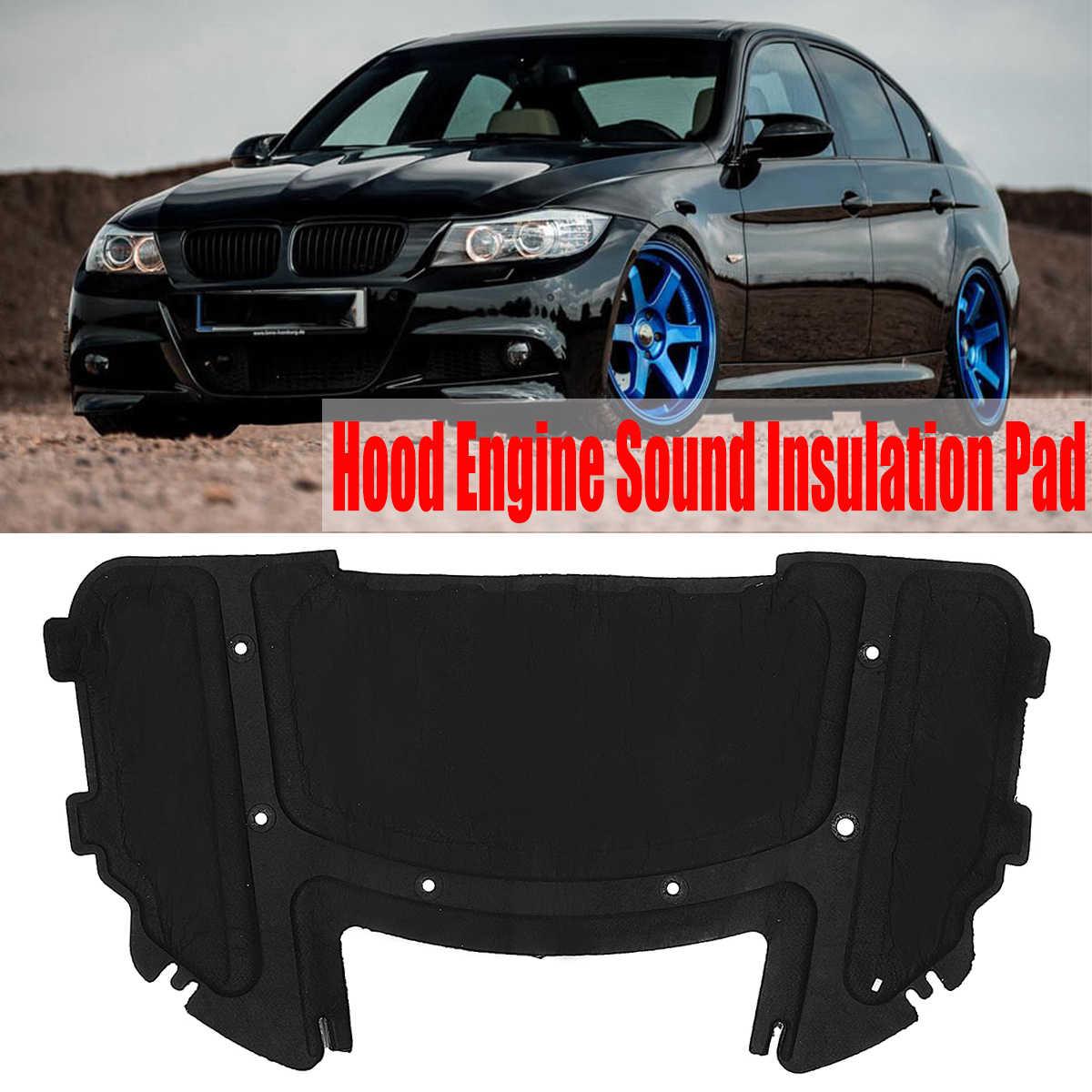 VANO MOTORE ISOLAMENTO copertura del motore in alto isolamento TAPPETO per BMW e90 e91 e92 e93