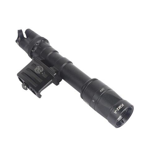 airsof tatico lanterna m612v scout luz wds07