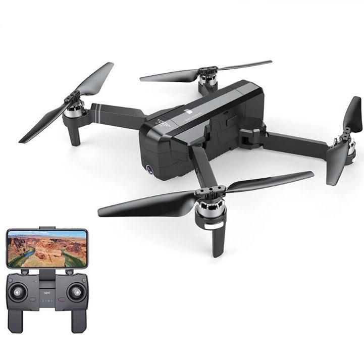 Oyuncaklar ve Hobi Ürünleri'ten RC Helikopterler'de LeadingStar SJRC F11 GPS 5G Wifi FPV Ile 1080 P Kamera 25 dakika Uçuş Süresi Fırçasız Selfie RC Drone quadcopter'da  Grup 1
