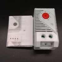KTO011 Mini Temperatur Controller Verbinden normal geschlossen Thermostat (0 ~ 60 grad)
