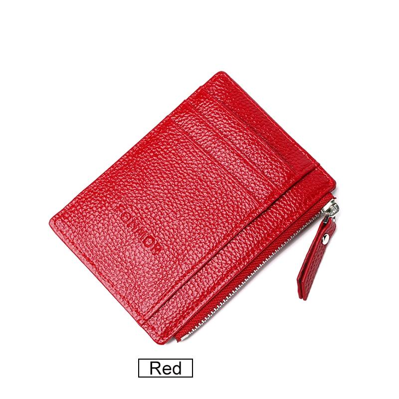 Men Women Wallet Zipper Coin Purse PU Leather Short Clutch Wallets Fashion Unisex Mini Money Bag Credit Card Holders Carteira
