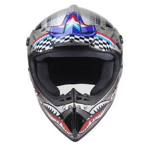 Image 3 - Free shipping Top ABS motorcycleMotobiker Helmet Classic bicycle MTB DH racing helmet motocross downhill bike helmet AHP 225