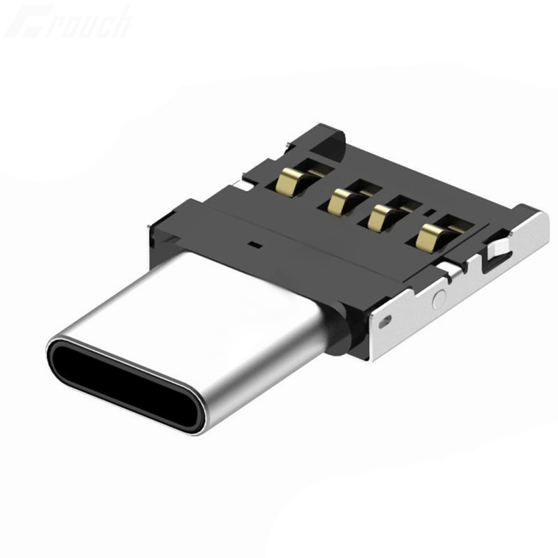 Адаптер Type-C USB-C USB 2,0 OTG для Xiaomi Mi A1 для Samsung Galaxy S8 Plus Oneplus 5T Macbook Pro Type C OTG