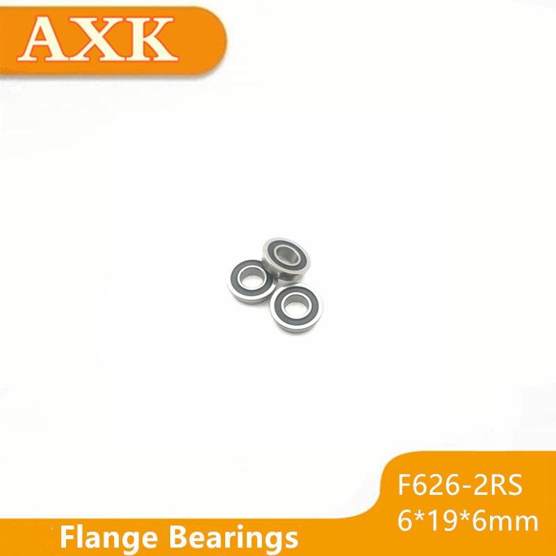 606 6*17*6 Plastic Nylon POM Ball Bearings 6x17x6 mm 10 pcs