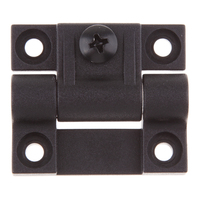 42 x 1.65 x 1.42 Inch 4 Countersunk Holes Adjustable Torque Position Control Hinge Black Door Hinges Replace For Southco E6-10-301-20 (1)
