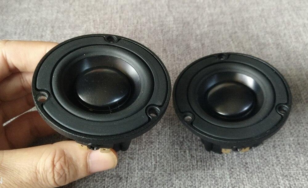 2 pièces paire Melo David audio (vifa NE75) 2 pouces 2 pouces en aluminium cône fullrange haut-parleur hifi av bureau voiture audio