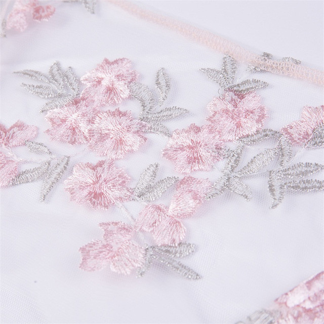 Top Pink Floral