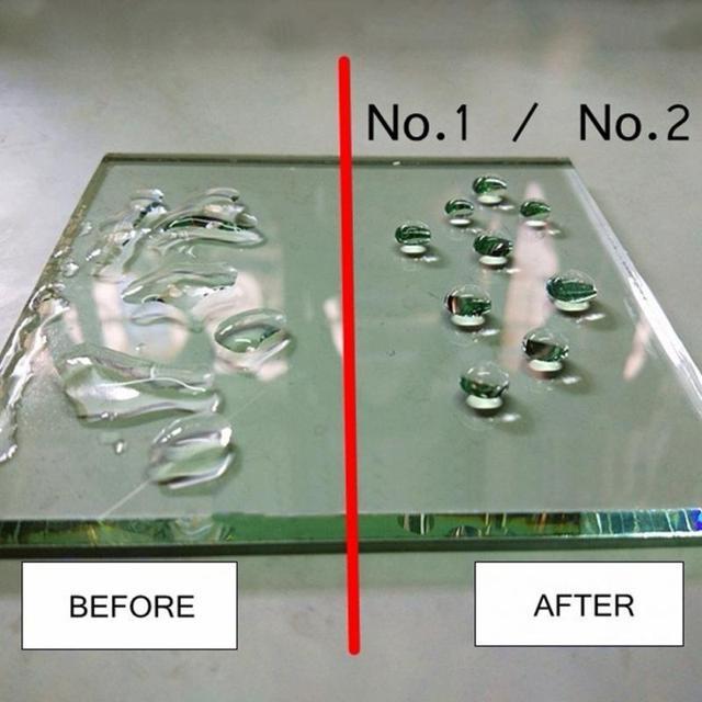 Multifunctional Car Windshield Glass Nano Hydrophobic Coating Waterproof Agent