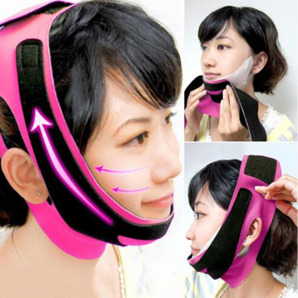 BellyLady Face Chin Cheek Lift Up Slimming Slim Mask Ultra-thin Belt Strap Band Skin Care Beauty Tool