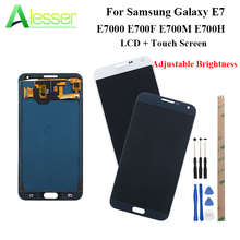 Alesser For Samsung Galaxy E7 E7000 E700F E700M E700H LCD Display And Touch Screen Digitizer