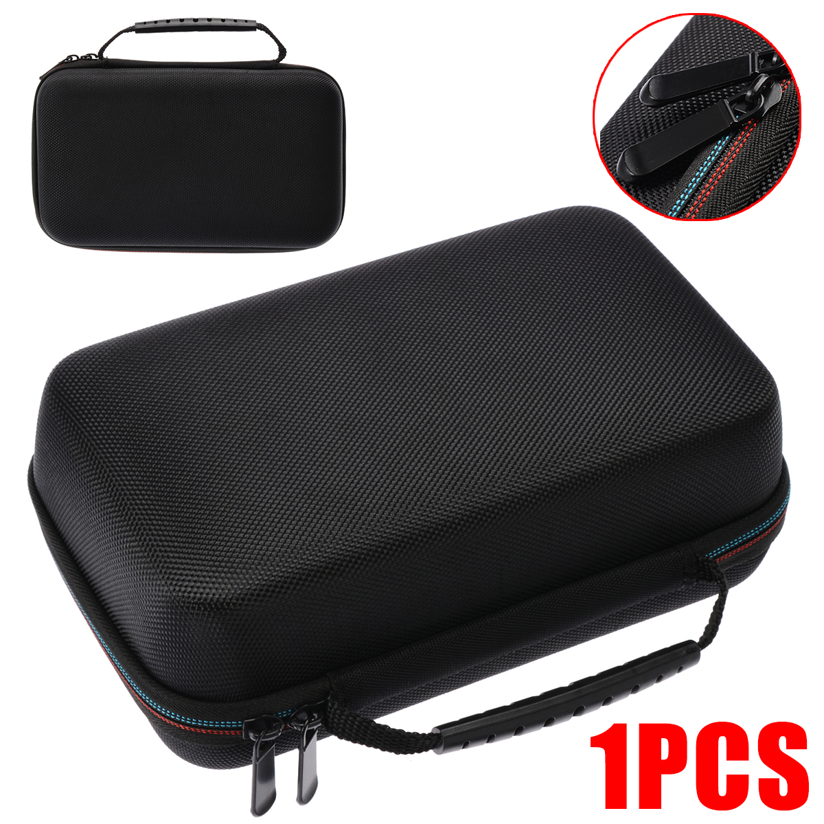 Portable EVA Tester Multimeters Storage Bag Carry Case For F117C/ F17B Digital Multimeter