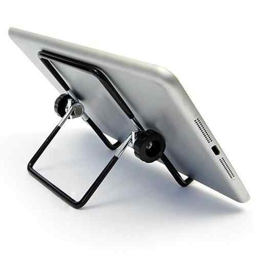 Universal Adjustable Portable Foldable Metal Holder Stand for Tablet PC Phone Holder