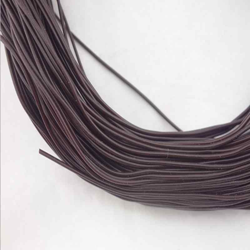 3 pièces 1M en plein air canne à pêche utiliser Silicone souple Tube manchon carpe s'attaque pêche connecter appâts accessoires avec crochets étroitement pour