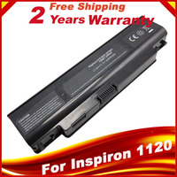 Batterij voor Dell Inspiron M102 02XRG7 79N07 2XRG7 312-0251 79N07 D75H4 P07T P07T001 P07T002 KM965 0KM965