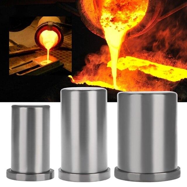 고품질 보석 도구 흑연 도가니 금속 용융 금은 스크랩 용광로 주조 금형 용융 보석상 보석 도구