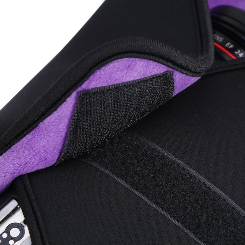 Portable Neoprene Storage Bag Blanket Hunting Camera Lens Shockproof Folding Photography Protective Wrap Nylon Cloth Cover New