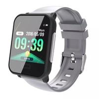 E33 ecg ekg hr pressão arterial smartwatch para homens mulher pulseira multi sport modo mensagem monitor de freqüência cardíaca relógio inteligente|Relógios inteligentes| |  -