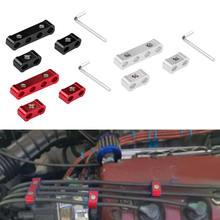 3 sztuk zestaw świeca zapłonowa samochodu zacisk kabla elektrycznego Separator linii przewód zapłonowy klip Auto Separator dzielnik organizator zestaw zacisków tanie tanio SPEORX RUIYYT CN (pochodzenie) Zapięcia i klipsem EM03789A1