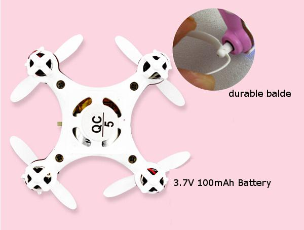 Cheerson CX 10 CX10 Mini 2 4G 4CH 6 Axis LED RC Quadcopter RTF Remove Control Toys Children Adult Birthday Gift Home Toys in RC Helicopters from Toys Hobbies