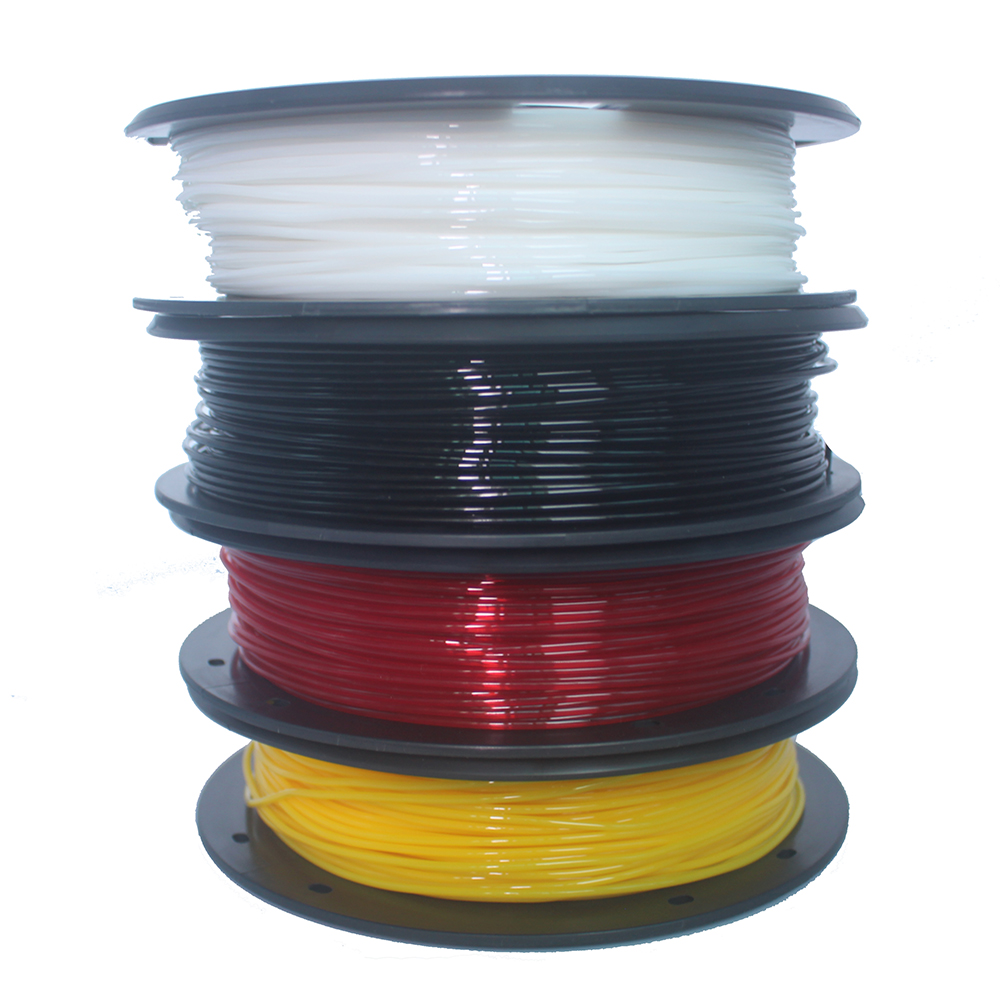 CCTREE 3D Printer TPU Filament 200G 4 Colors for CR10S TEVO DIY Printer