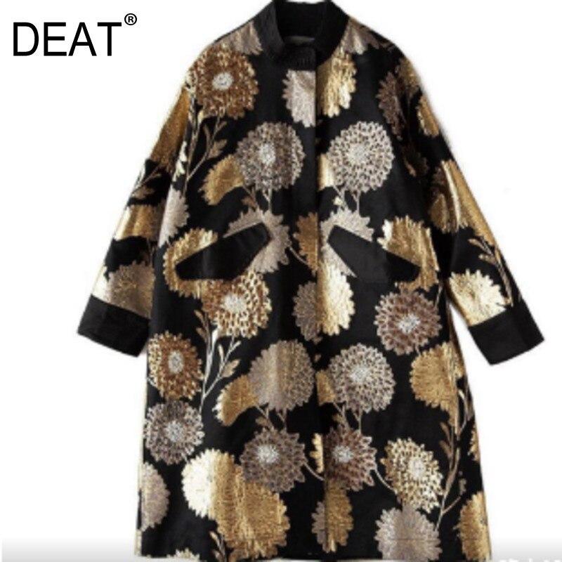 DEAT 2019 New High End Jacket Vintage Styles WF89608L