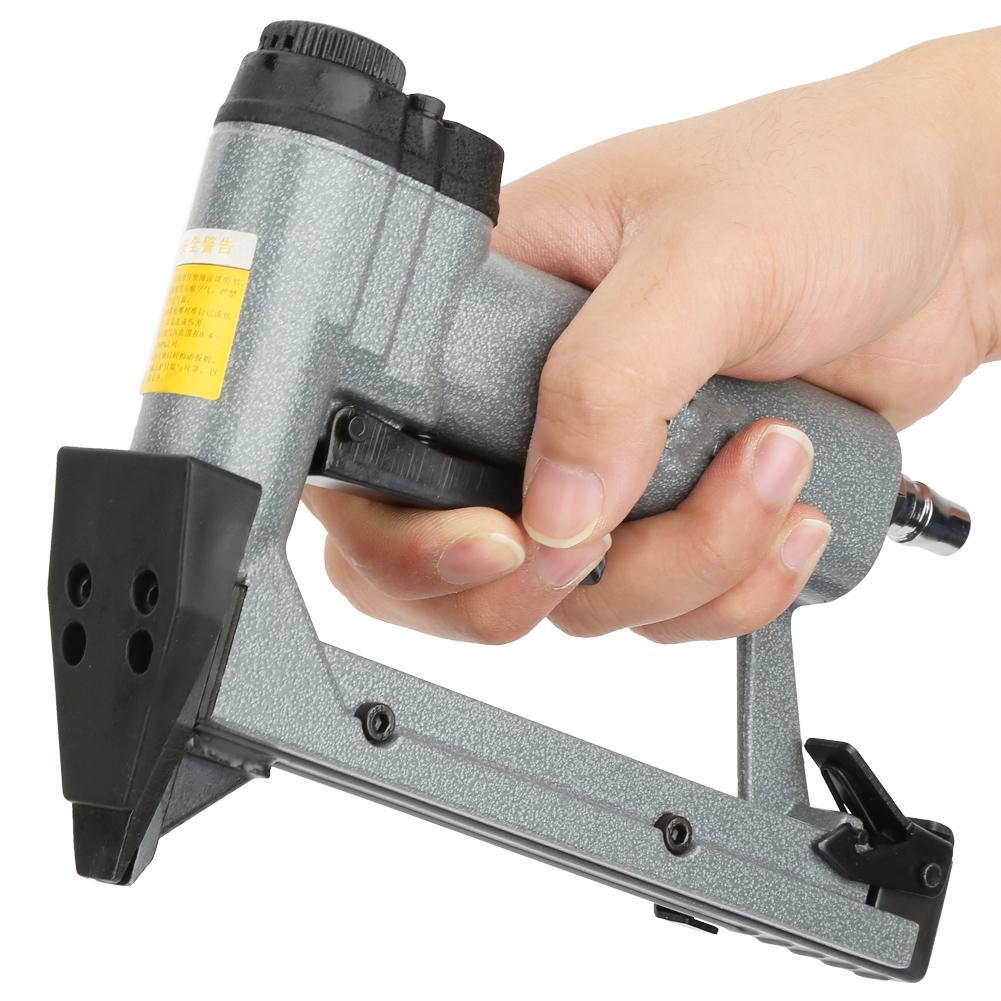 Aluminum alloy rivet gun P515 1 1 4 Inch Pneumatic Nail Gun Air Nailers Gunsfor Photo