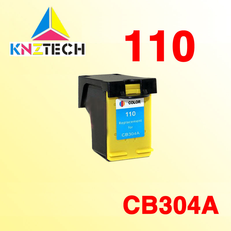 1x compatible for <font><b>hp110</b></font> CB304A compatible INK cartridge compatible for 110 110xl Photosmart A310/A516/A616/A716 A526 image