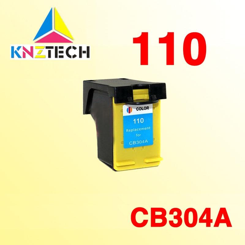 1x compatible pour hp110 CB304A compatible cartouche d'encre pour 110 Photosmart A310/A516/A616/A716 A526