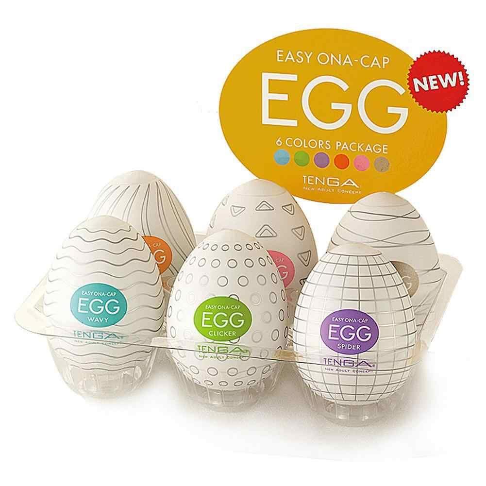 Tenga men портативное яйцо G-spot Стимулятор, массажер прогулочное устройство