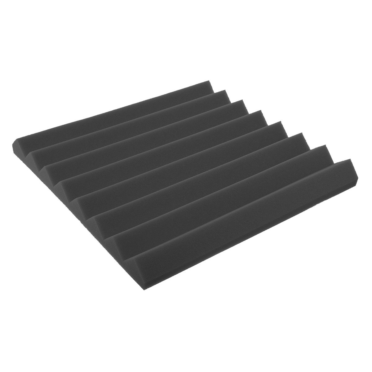 6Pcs 50 0x 500 Acoustic Soundproof Sound Stop Absorption Soundproofing Foam For KTV Audio Room Studio Room