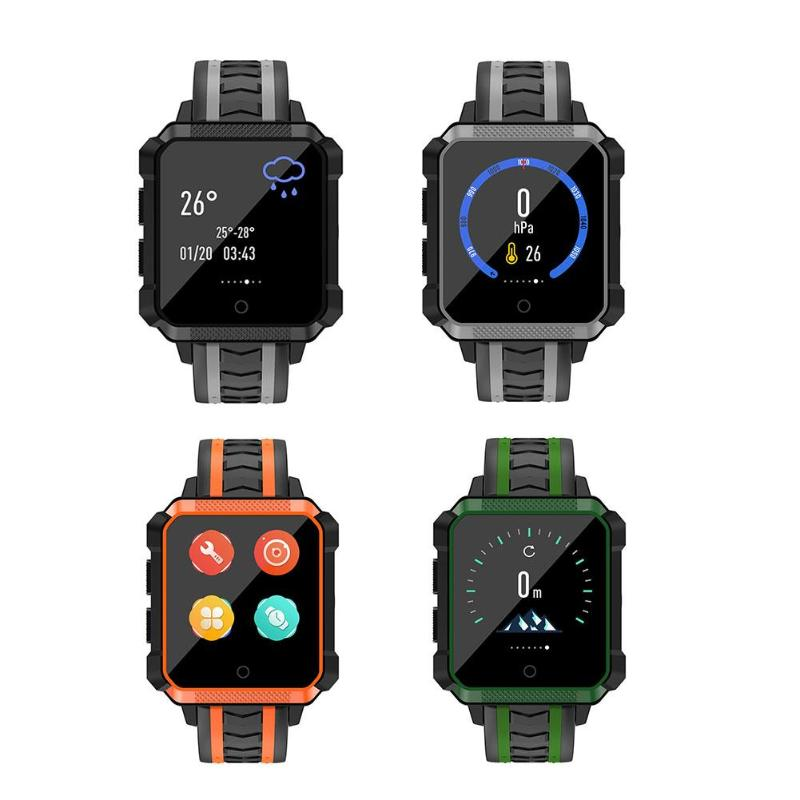 New 4G Smart Watch 1.5in Touch Screen GPS Bluetooth 4.0 WiFi 5MP Camera IP68 Waterproof Heart Rate Smartwatch for iOS Android colorful hd screen cf006 smart watch bluetooth smartwatch touch screen smart watches for android phone ip67 gps heart rate