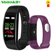 Fitness Bracelet Pressure Measurement Oxygen Pedometer Smart Band Sleep Tracker Waterproof Bluetooth Watch Pulsera inteligente