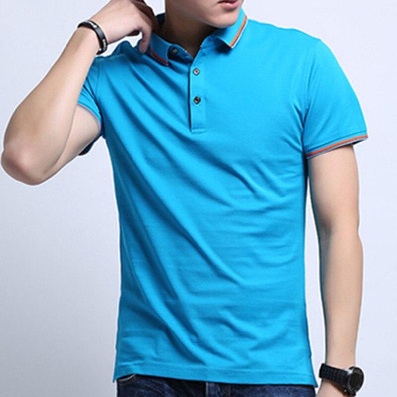 Dropship Custom Logo Uniform Polo Shirt Embroidery Logo Wok Wear
