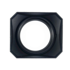 Image 5 - Square Lens Hood for Sony Fujifilm Olympus Mirrorless Camera Lenses DV Camcorders 37 39 40.5 43 46 49 52 55 58 mm