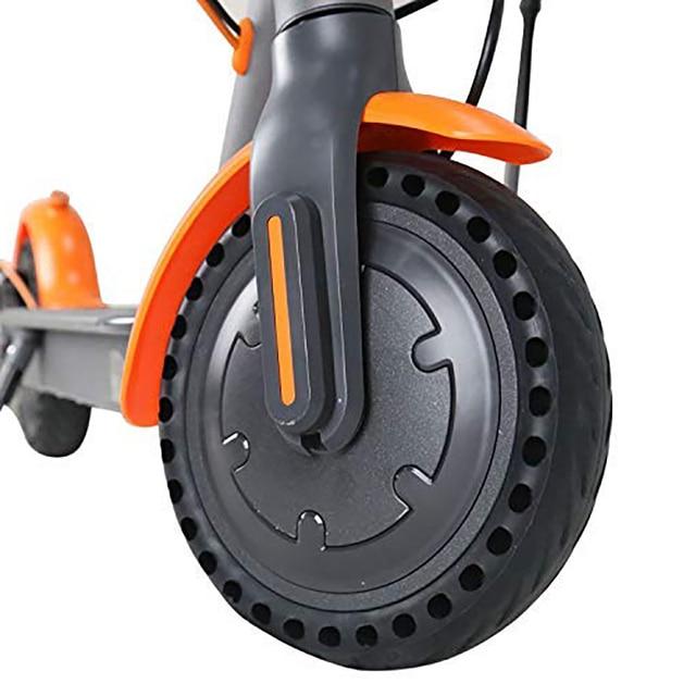 Hohl Reifen für Xiaomi Mijia M365 Anti-Skid Pneumatische 8 1/2X2 Vorne Hinten Rad Reifen 8,5 Zoll ersatz Gummi Reifen Xiaomi Roller