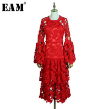 printemps rouge robe Joint