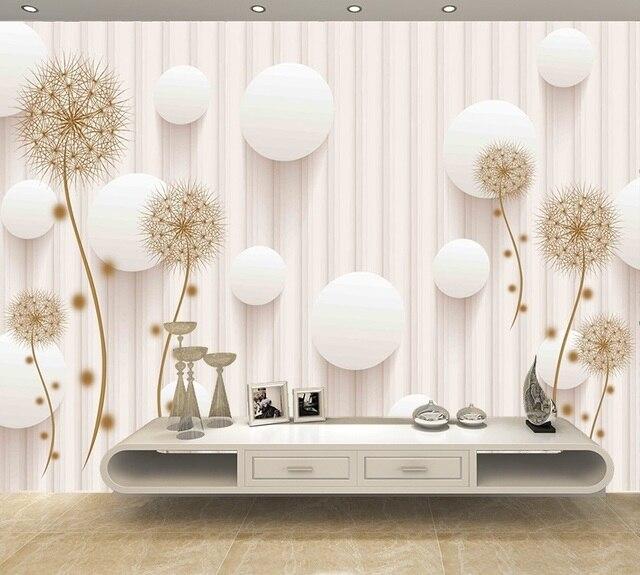 En Soldes Papier Peint Mural Personnalisé Effet 3d Moderne