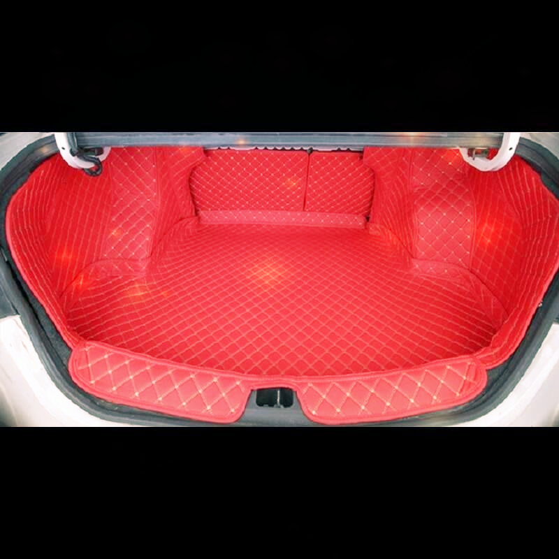 Mouldings Modified Protector Maletero Coche Car-styling Automobile Trunk Mat Cargo Liner 11 12 13 14 15 16 18 FOR Honda Accord