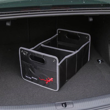 1X 아우디 A1 A3 A4 B5 B6 B7 B8 C5 C6 C7 A5 A6 A7 A8 Q3 Q5 Q7 8P 80 V8 8L 8V 자동차 스타일링 트렁크 박스 Stowing Tidying